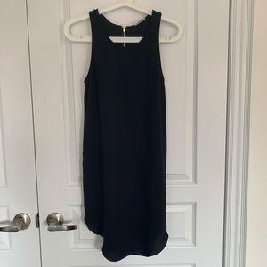 Aritzia Wilfred Classic Black Dress - XXS